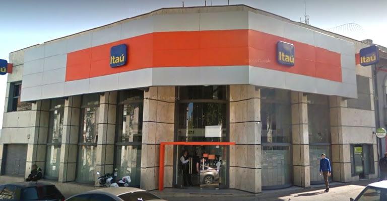 Banco Itaú - Sucursal Bv. España