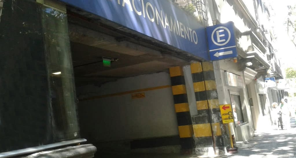 Parking-colonia