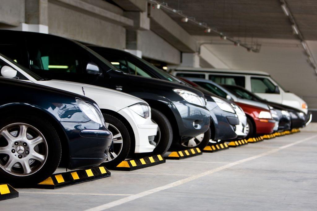 elementos de seguridad para parking